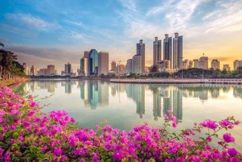 Benjakitti Park, Bangkok, Asok, Terminal 21