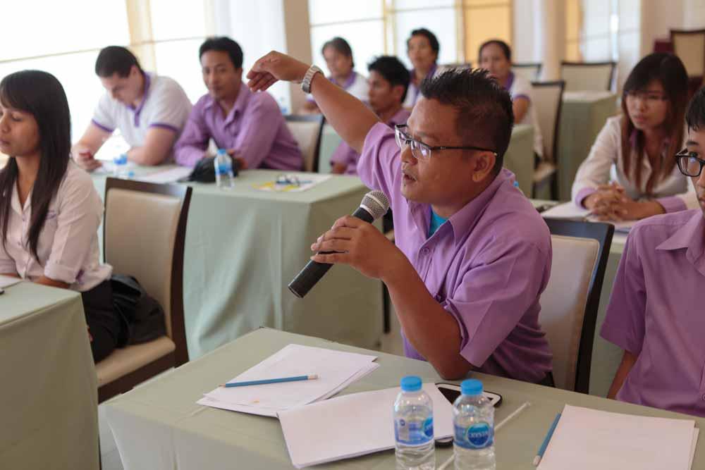 Sri Siam Jahres Meeting