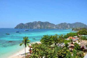 andamanensee inselhopping phi phi the beach resort