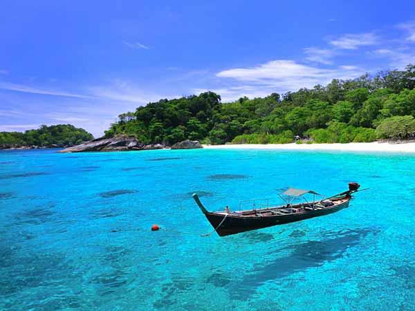 Thailand beste Reisezeit