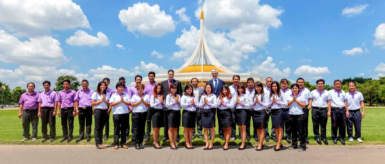 Das Team von Sri Siam Holidays freut sich darauf Sie in Thailand begrüßen zu dürfen