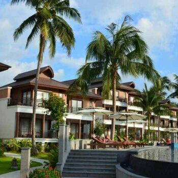 Koh Phangan Maehaad Bay Resort