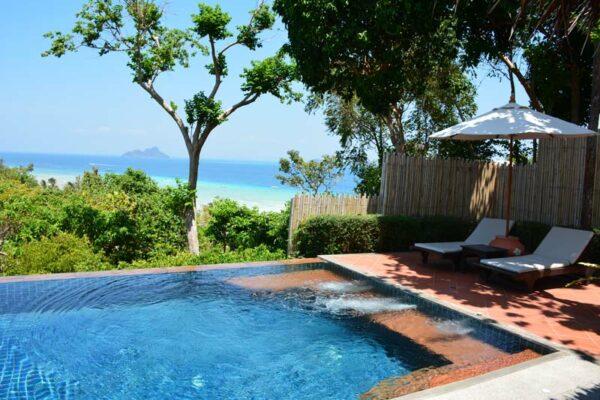 koh phi phi island village