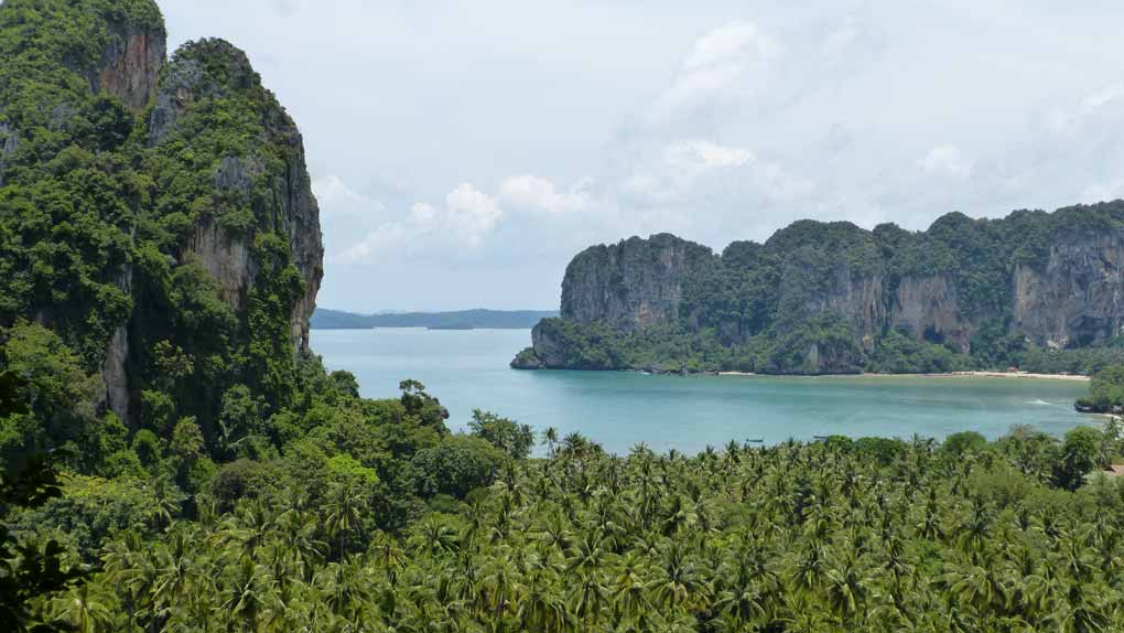 Inseltour Thailand, die Krabi – 4 Inseln Tour
