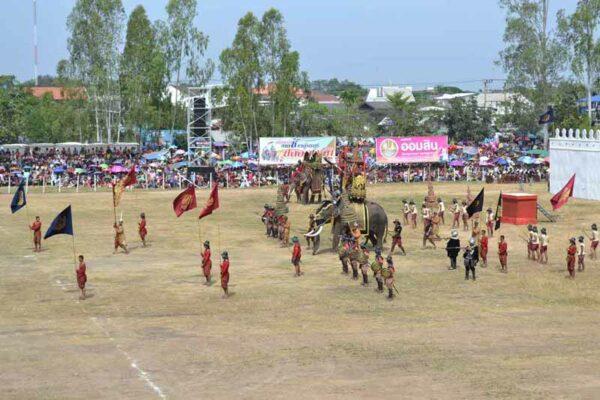 Khao Yai Tour – Das Elefantenfest von Surin