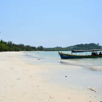 Die Buffalo Bay auf Koh Phayam