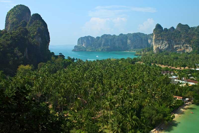 Inselhüpfen in Thailand