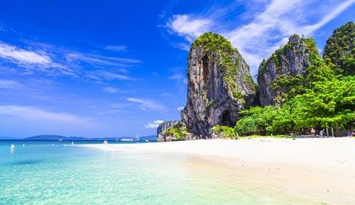 Badeurlaub Krabi Thailand