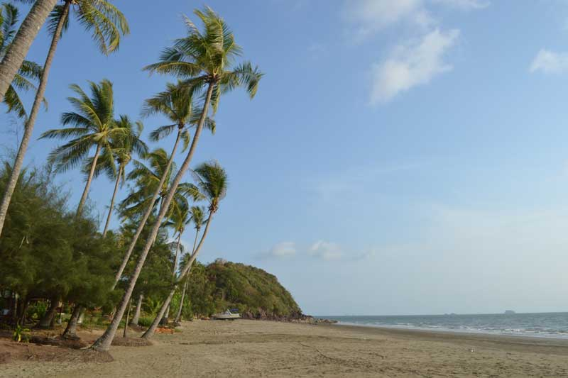 Impressionen eines Inselhoppings bei Trang - Koh Sukorn und Koh Libong