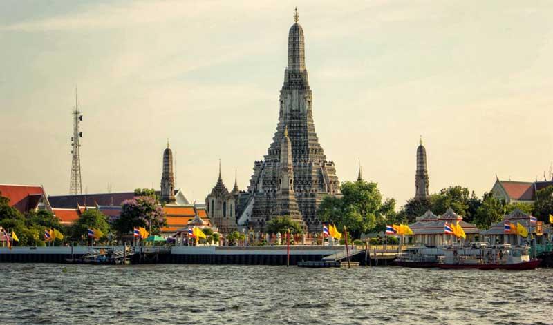 Wat Arun in Bangkok – Der Tempel der Morgenröte