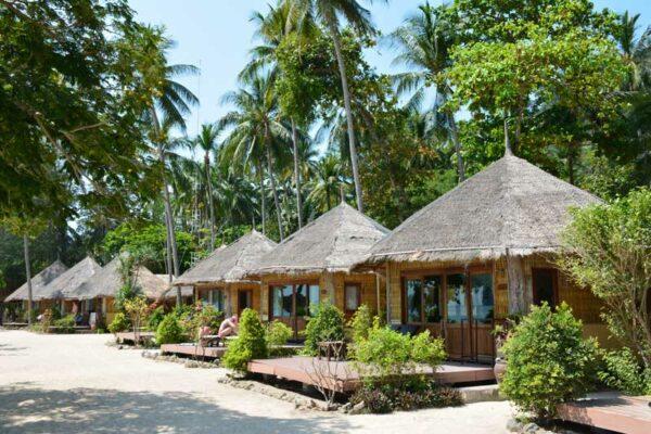 Das Thapwarin Resort auf Koh Hai.