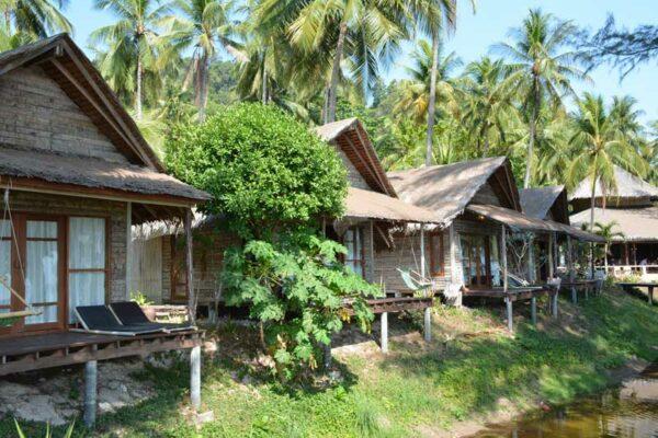 Das Coco Cottage Resort auf Koh Hai