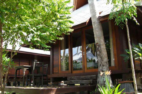 Das Koh Ngai Thanya Beach Resort auf Koh Hai
