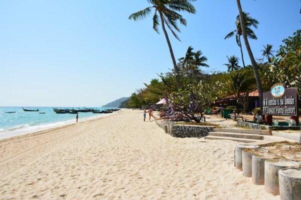 Laem Tong Beach Phi Phi Island