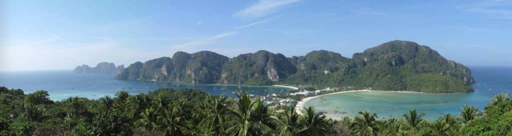 Koh Phi Phi Inselhopping Reiseblog