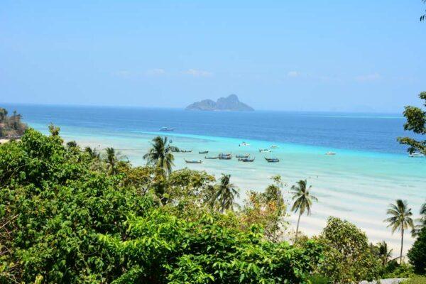 Mosquito Island Koh Phi Phi Inselhopping Thailand