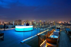octave bar bangkok marriott