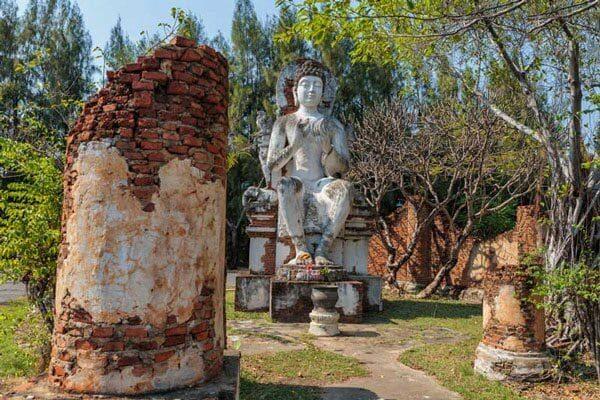 Ancient City in Thailand ist eine fantastische Sehenswürdigkeit