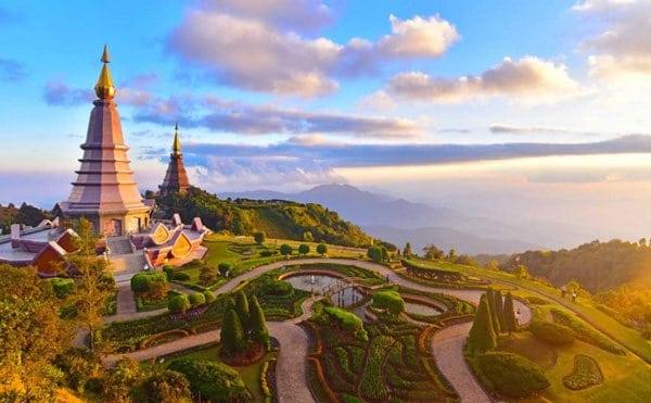 Westthailand Urlaub