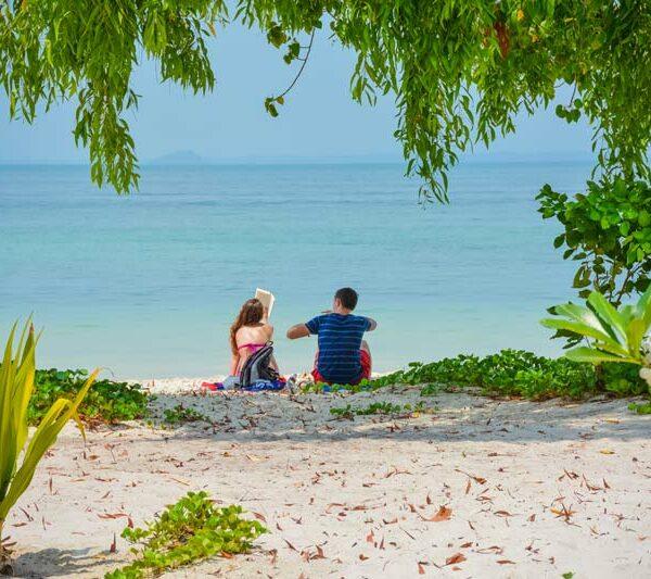Eindrücke vom Koh Mook Inselhopping