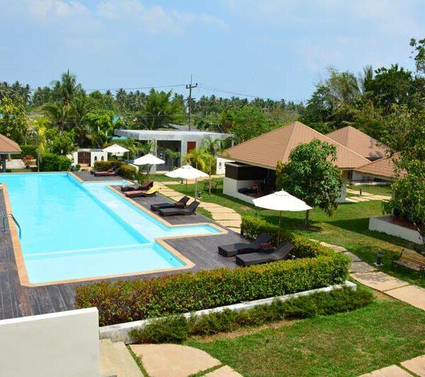 Das Mook Lamai Resort auf Koh Mook