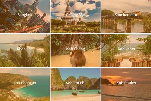 Thailand Reiseführer Thailand Spezialisten