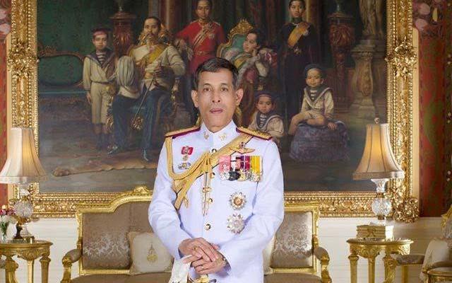 Kronprinz Maha Vajiralongkorn ist Thailands neuer König