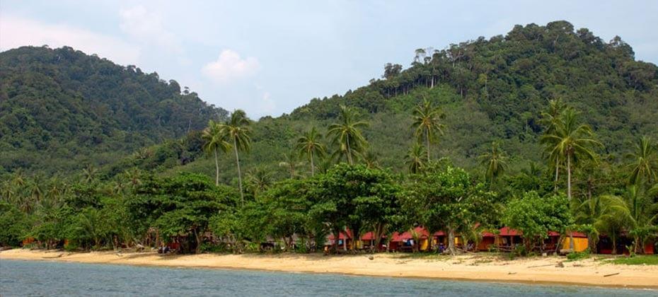 Koh Libong, Trang, Thailand