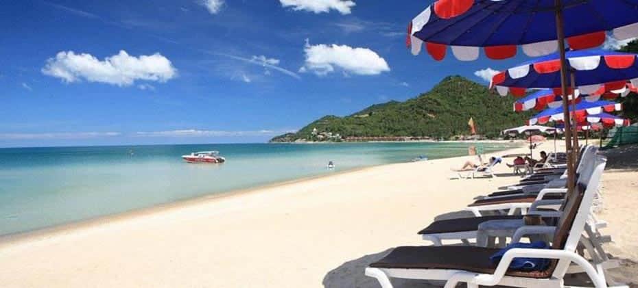 Chaweng Noi Beach, Koh Samui, Thailand
