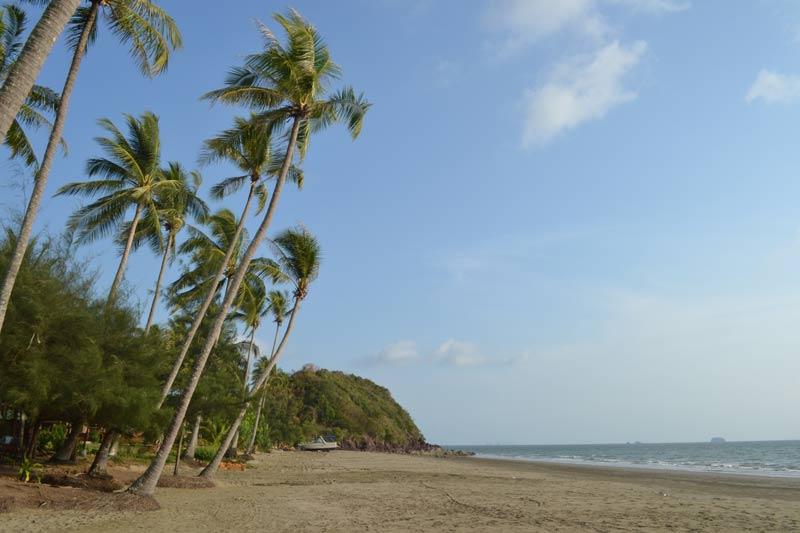 koh sukorn, beach, thailand