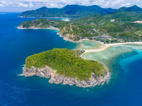 Maehaad Bay, Koh Phangan, Resort, Inselhopping, Reiseblog, Thailand