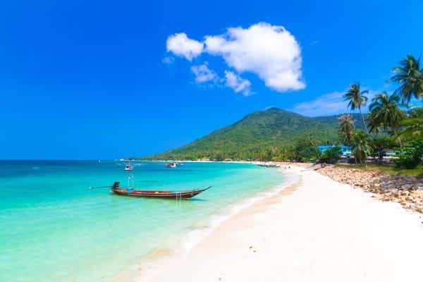 buritara beach, koh phangan, inselhopping, reiseblog, thailand
