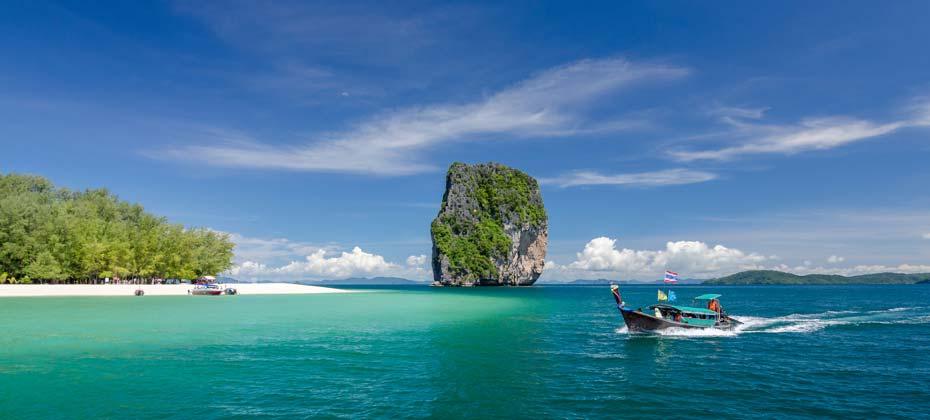 Koh Poda, Ao Nang Beach, Krabi, Thailand