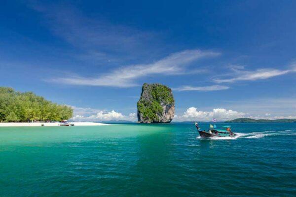 Koh Poda Inselhopping Krabi Provinz