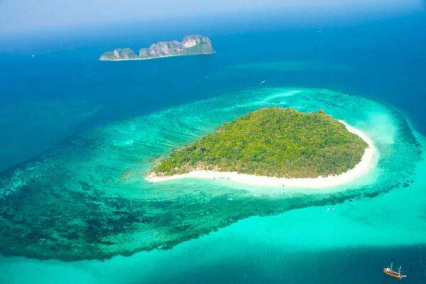 Bamboo Island Krabi Inselhopping