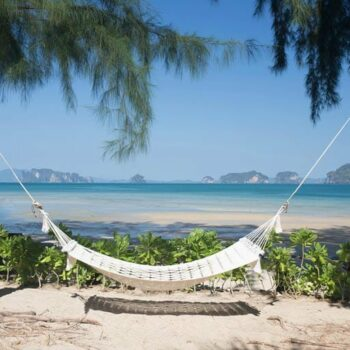 tupkaek sunset beach resort, badeurlaub krabi