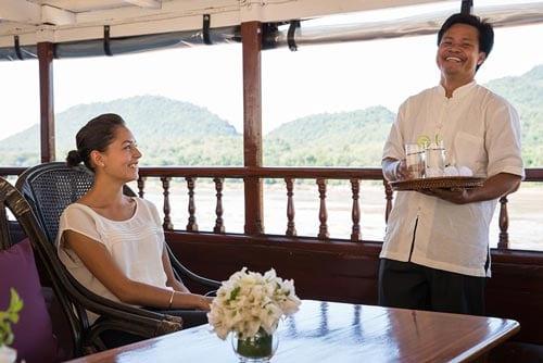 Thailand Laos Kombination Luangsay Cruise