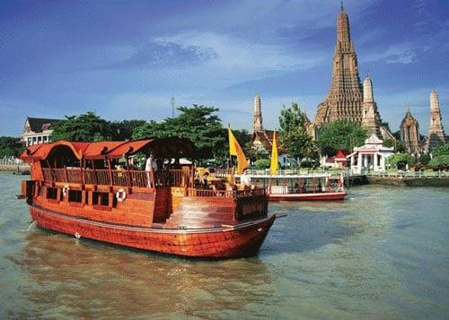 Anantara Song Flusskreuzfahrt Thailand