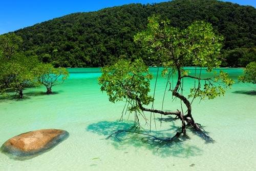 Südthailand Highlight Reise