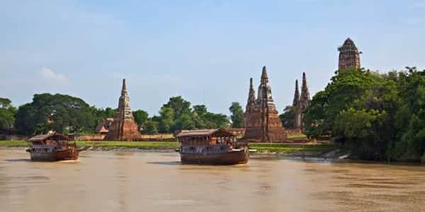 Mekhala River Csruise, Ayutthaya