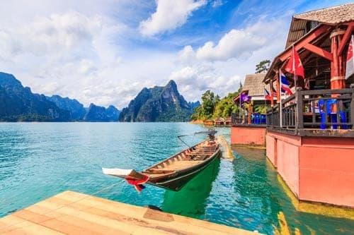 Südthailand Rundreise mit Khao Sok National Park