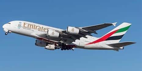 Emirates Airline, Thailand