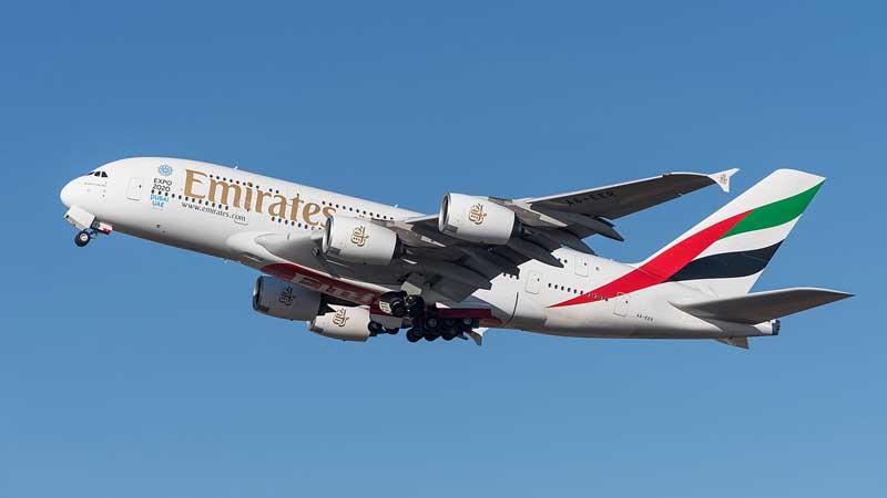 Mit der Emirates Airline kommt man bequem von Deutschland über Dubai nach Bangkok.