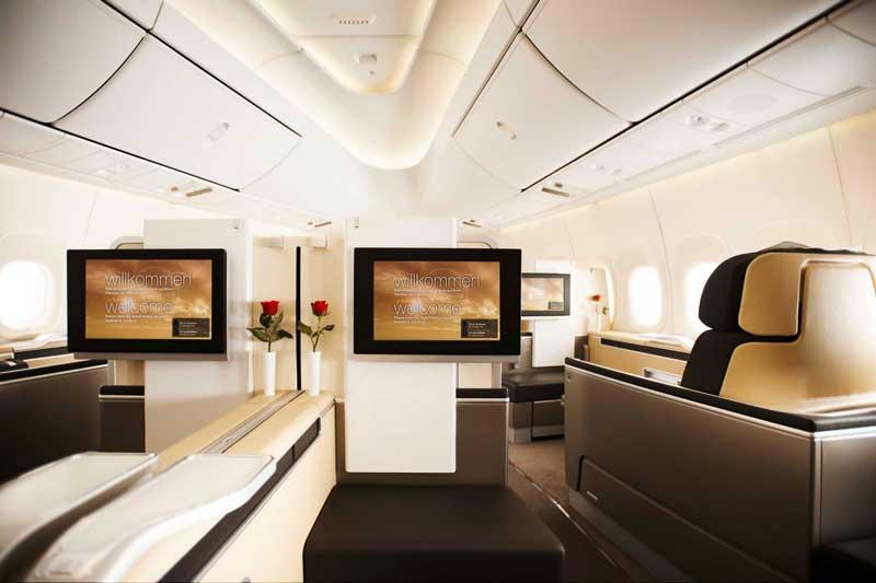 Lufthansa, First Class