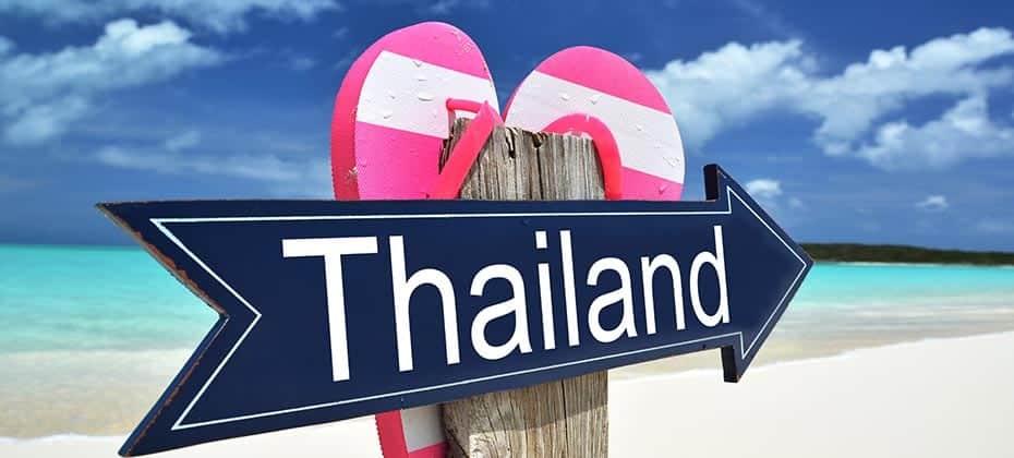 Flüge nach Thailand, wie am besten