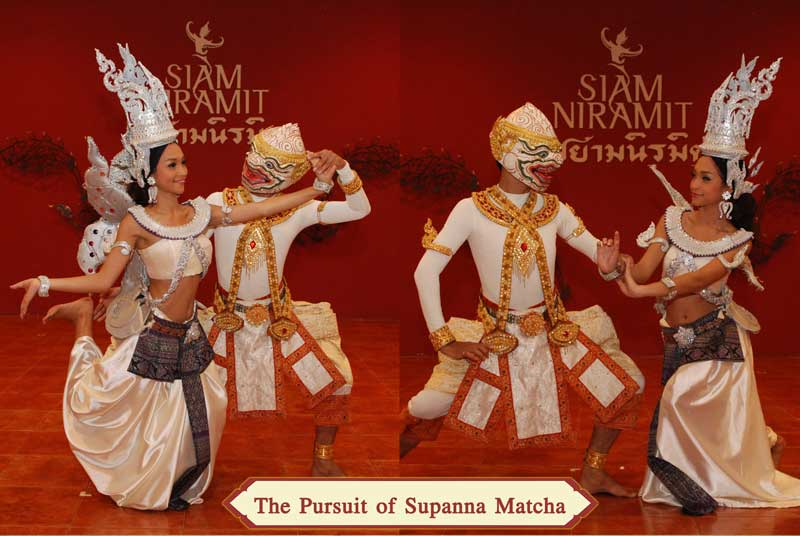 Siam Niramit – Must See Show in Bangkok