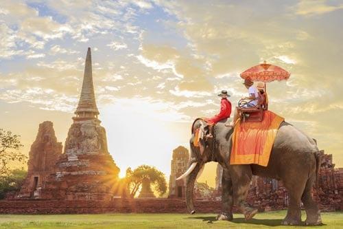 Reiseangebot Thailand Goldenes Dreieck