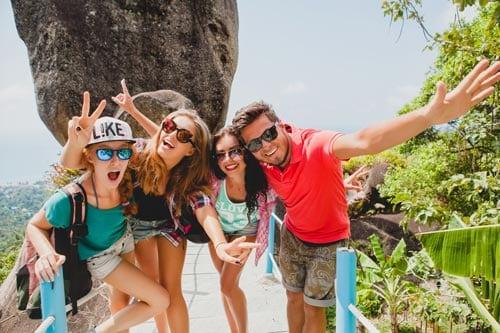 Reiseangebote Thailand Inselhopping Trekking