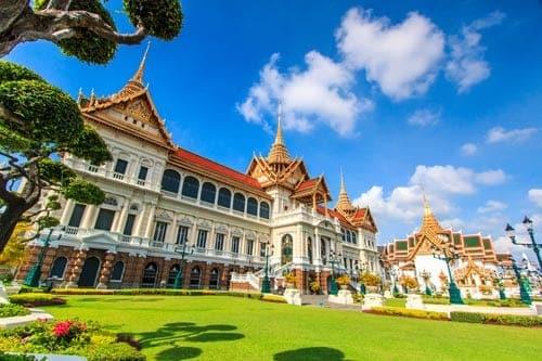 Einreise Thailand Reiseführer Bangkok