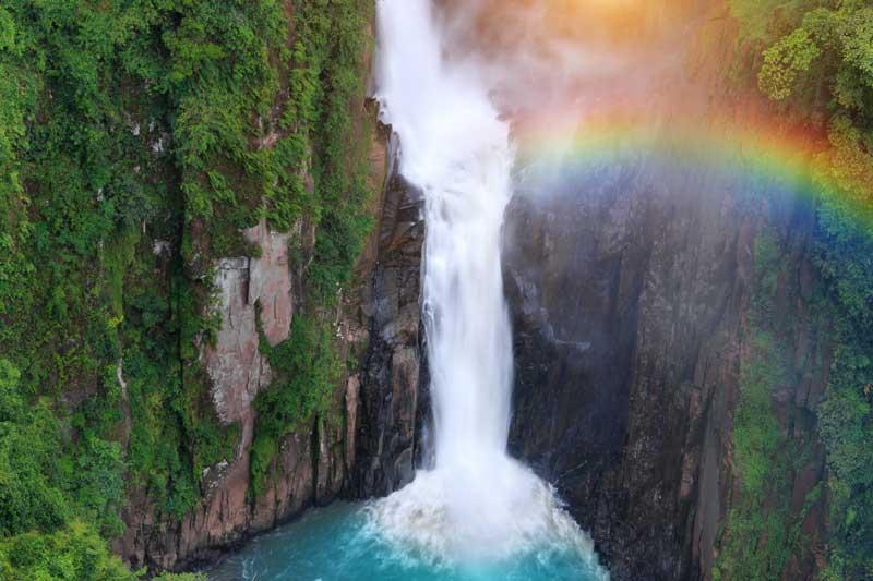 beste Reisezeit Khao Yai Nationalpark